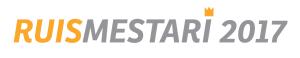 Ruismestari 2017 -logo